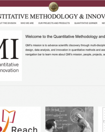 Quantitative Methodology and Innovation