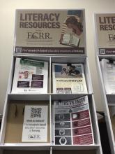FCRR Reading Kiosk