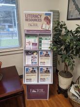 FCRR Reading Kiosk - Astoria Park Elementary