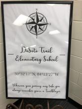 FCRR Reading Kiosk - DeSoto Trail Elementary