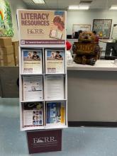 FCRR Reading Kiosk - Gilchrist Elementary